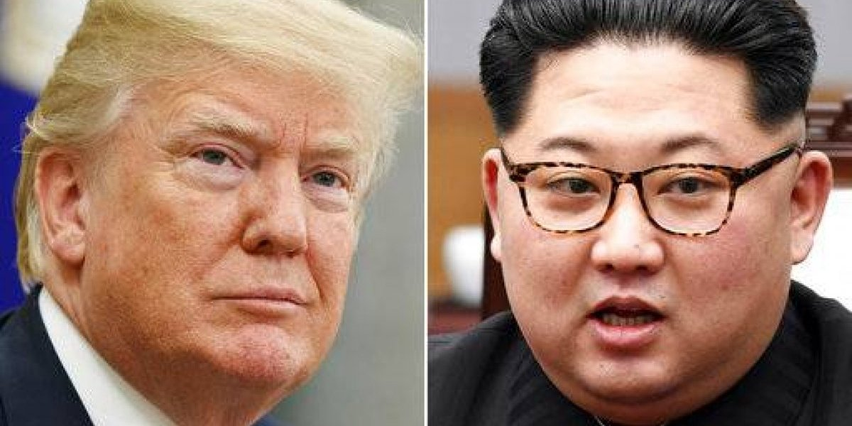 """""""¿Nos peleamos y nos arreglamos?"""": Trump señala que reunión atómica con Kim Jong-un aún se podría realizar"""