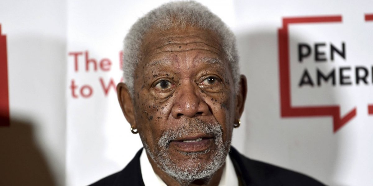 Morgan Freeman dice que chistes inapropiados no son acoso sexual