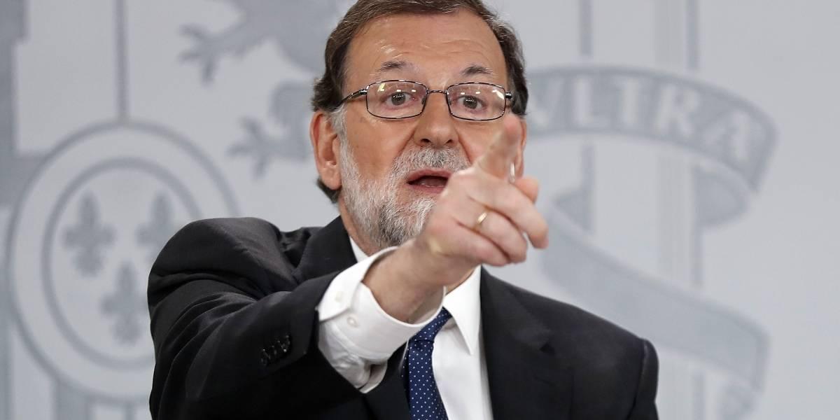 Crisis política en España: ¿qué es la moción de censura que piden contra Rajoy?