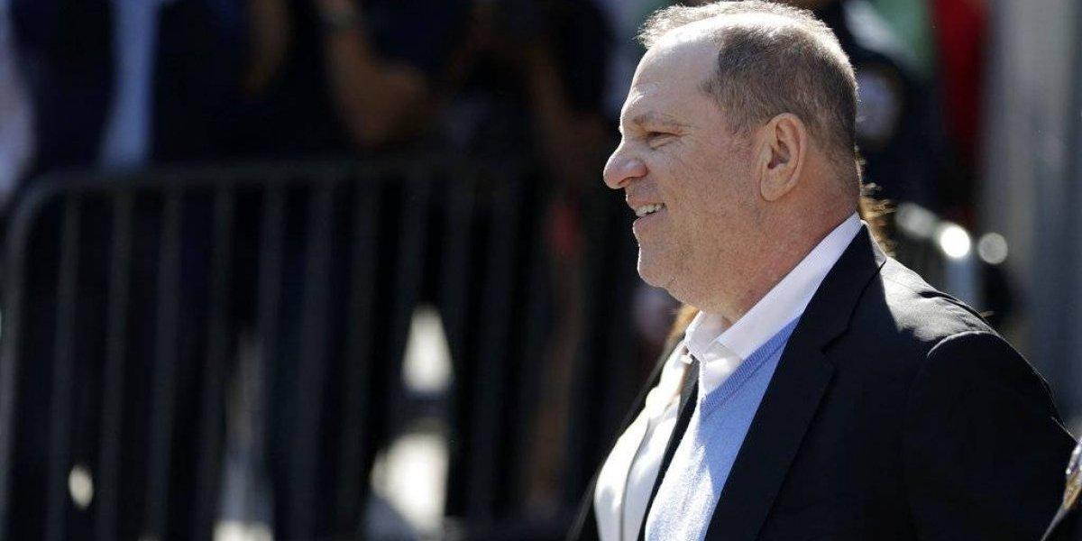 Harvey Weinstein paga fianza de $1 millón y usará grillete