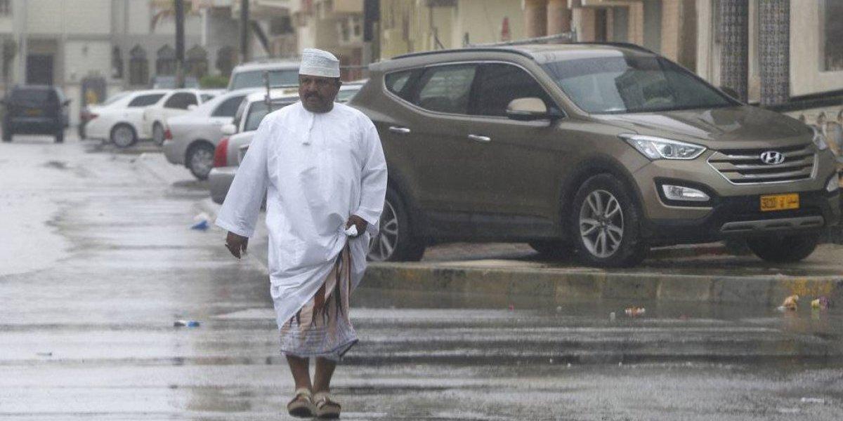 Ciclón Mekunu se acerca a Omán