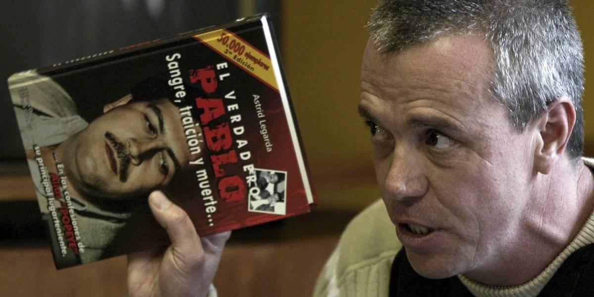 """""""Popeye"""", el sanguinario sicario de Pablo Escobar que apoyó a Piñera fue detenido por extorsión"""