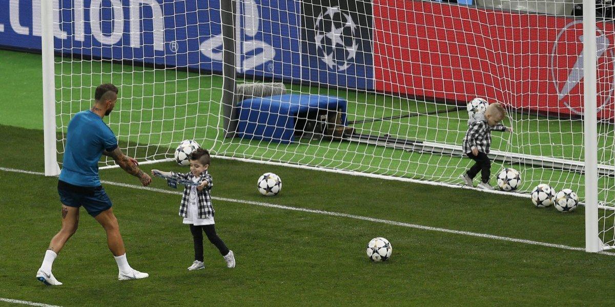 Sergio Ramos critica a la UEFA por realizar la final de la Champions en Ucrania