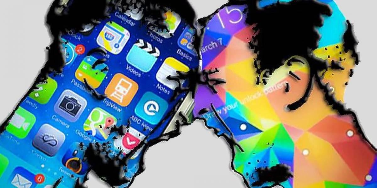 Apple gana 539 millones de dólares en demanda a Samsung
