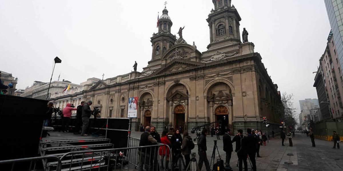 Excanciller del Arzobispado de Santiago se autodenunció por abusos