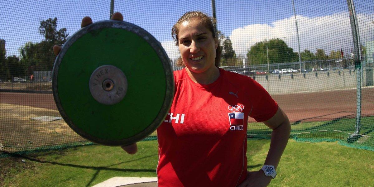 Chile pierde una opción de medalla: Karen Gallardo se baja de los Juegos Suramericanos
