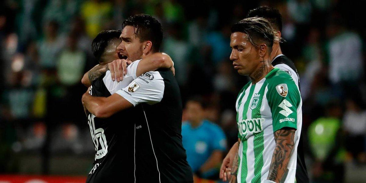 """La """"billetera"""" de Colo Colo también celebra tras su clasificación en la Copa Libertadores"""