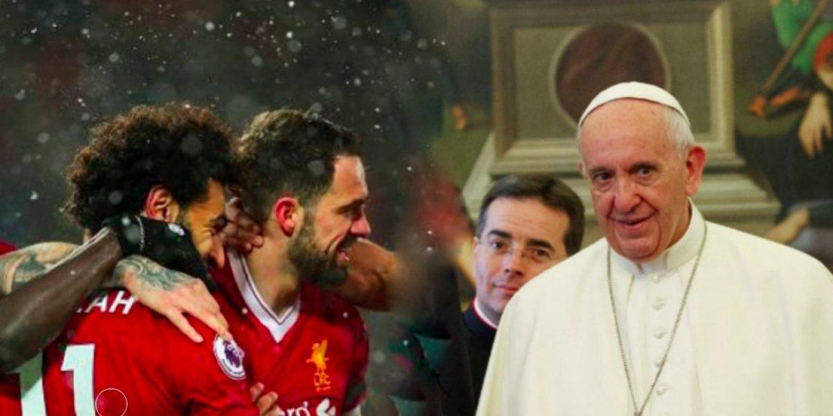 La Final de la Champions League es una amenaza al Papa Francisco