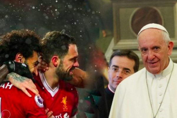 Liverpool y Papa Francisco