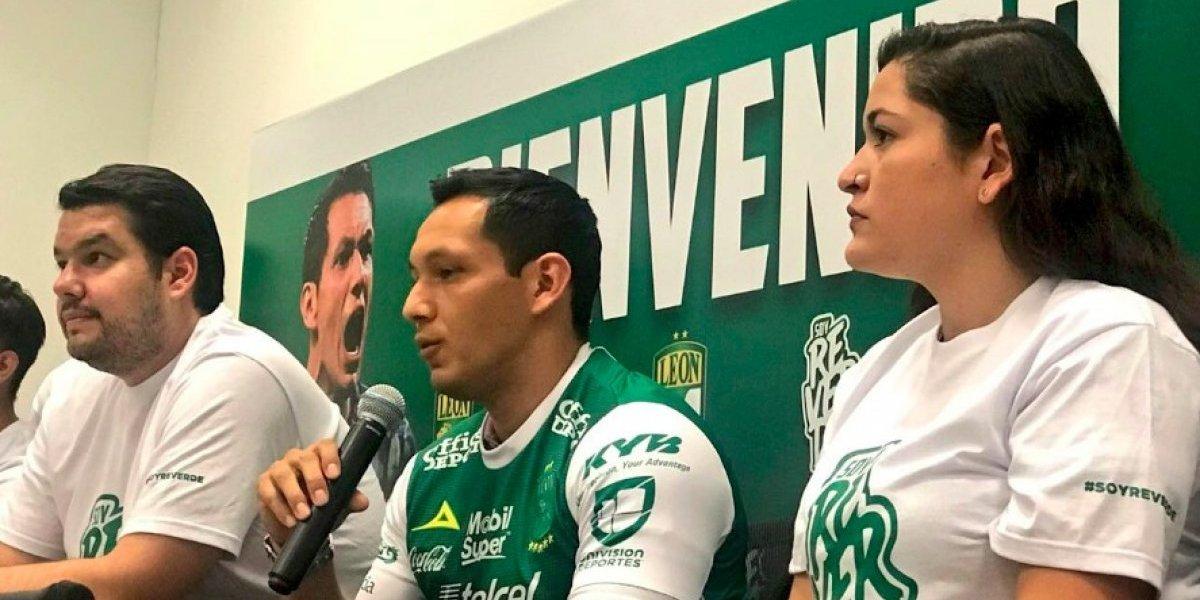 Rodolfo Cota es presentado oficialmente con el Club León