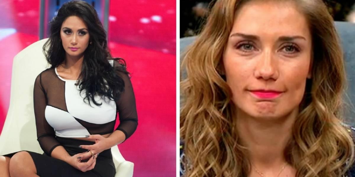 """Pamela Díaz sobre Carola de Moras: """"Es la copia mala de Tonka Tomicic"""""""