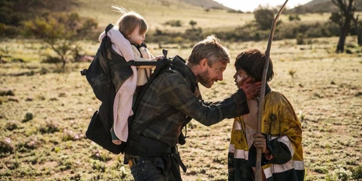 Curta de pai que carrega bebê durante apocalipse zumbi virou filme e já está disponível na Netflix