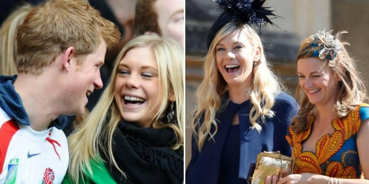 A ligação de despedida entre príncipe Harry e sua ex Chelsy Davy pouco antes do casamento