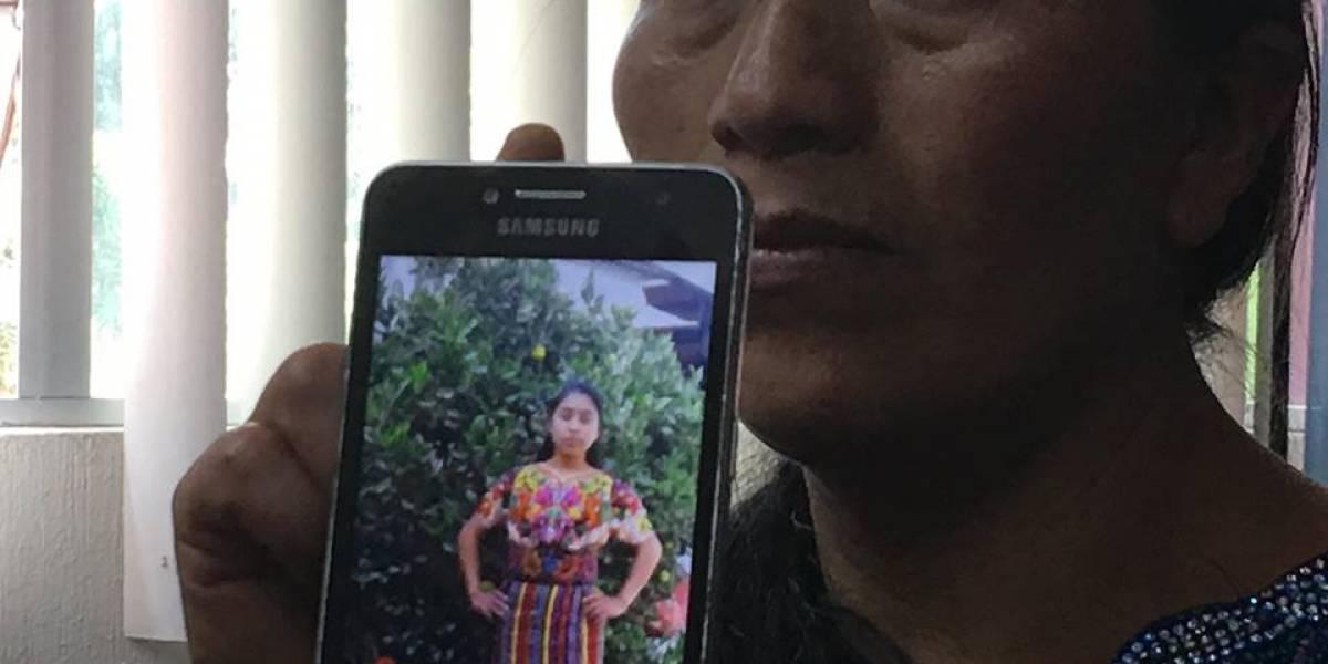 """""""Los están tratando como animales"""", dijo tía de guatemalteca asesinada por guardia de Migración en EE.UU."""