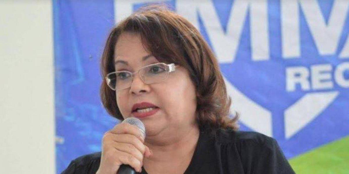 PRD anuncia su apoyo a Emma Polanco para la rectoría de la UASD