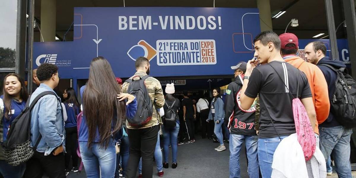 Feira do Estudante oferece 7 mil vagas para estagiários em São Paulo