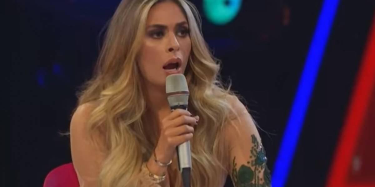 Galilea Montijo sufre caída en plena transmisión de 'Hoy'