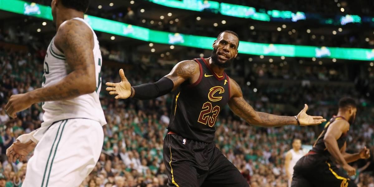 Los Cavaliers y LeBron se juegan el todo o nada frente a los Celtics