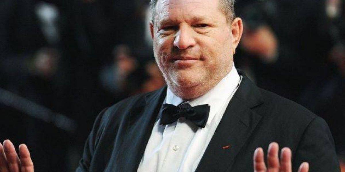 La foto del arresto de Harvey Weinstein que ha causado polémica