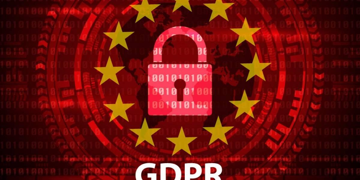 Arriesgan multas millonarias: Google y Facebook no estarían respetando leyes del GDPR