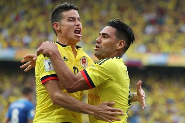 Dónde ver el partido de Colombia vs Japón en Bogotá