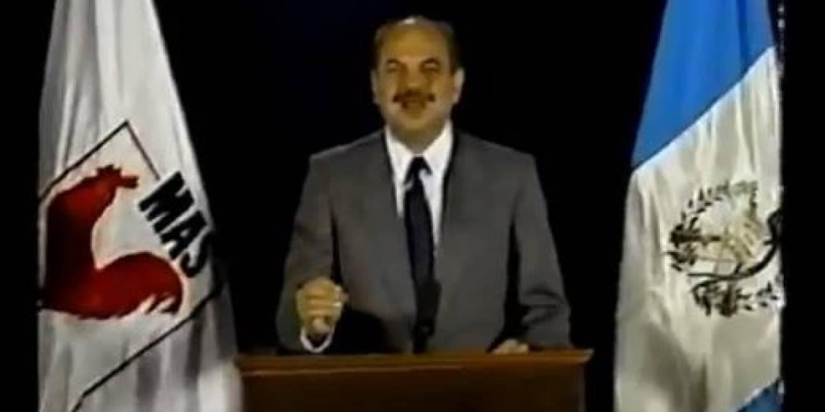 """Hace 25 años se desarrolló el autogolpe de Estado que se denomina el """"Serranazo"""""""