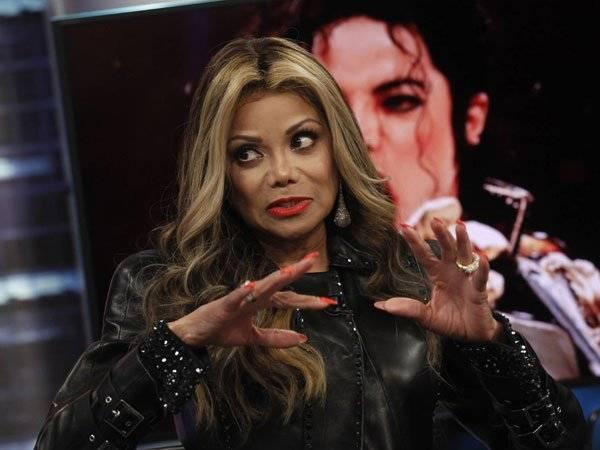 La Toya Jackson Michael Jackson