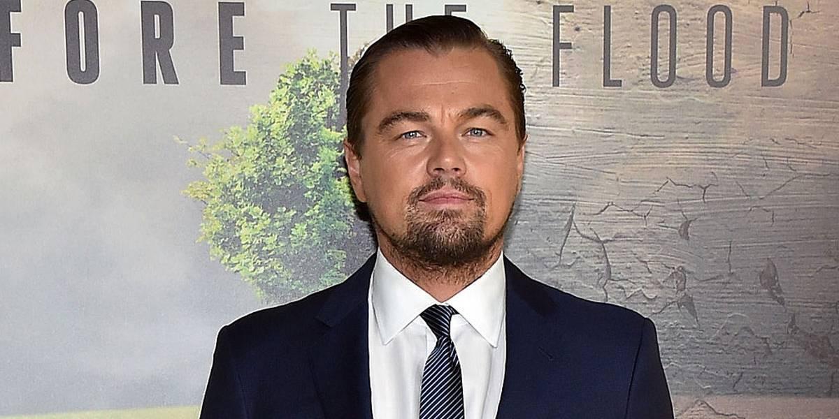 Leonardo DiCaprio faz postagem sobre rompimento de barragem em Brumadinho
