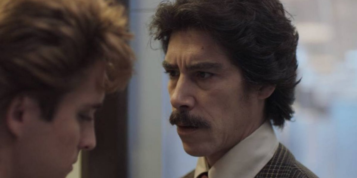 """Odio y admiración, lo que causa """"Luis Rey"""" en los actores de la serie"""
