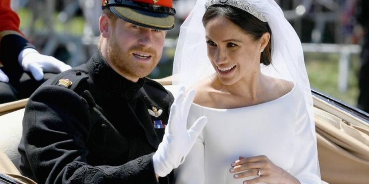 Mira cómo es la residencia Real del príncipe Harry y Meghan Markle