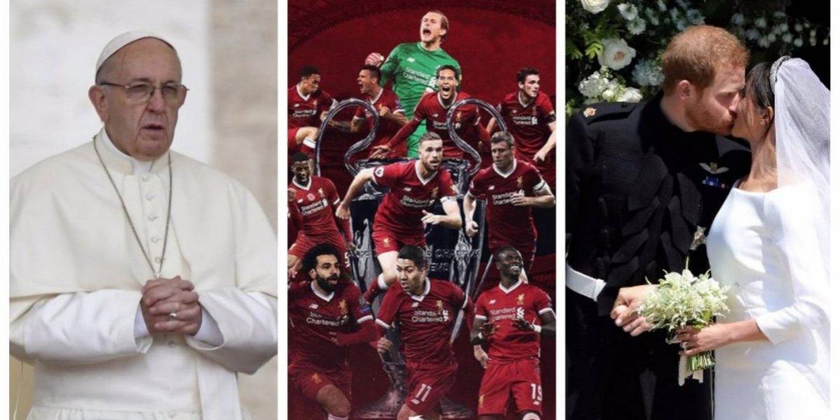 El mensaje premonitorio de la Champions que pondría en riesgo la vida del Papa