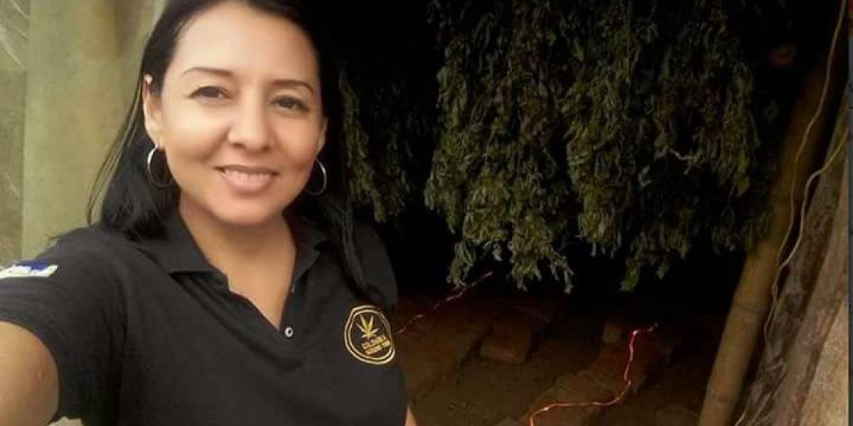 Fiscalía investiga el asesinato de mujer que promovía el 'Tour de la marihuana' en el Cauca