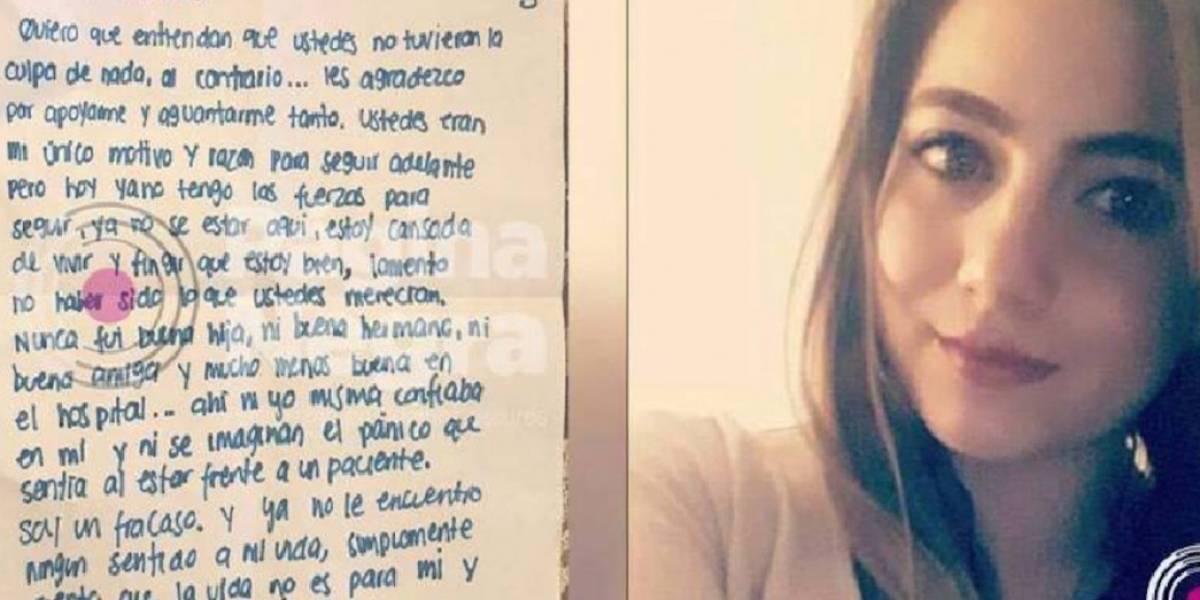 Médico pediatra de 26 años se suicida por presunto acoso laboral