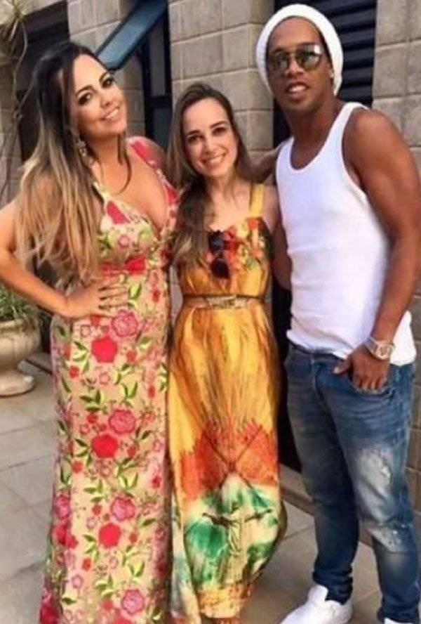 Ronaldinho Brasil Bigamia