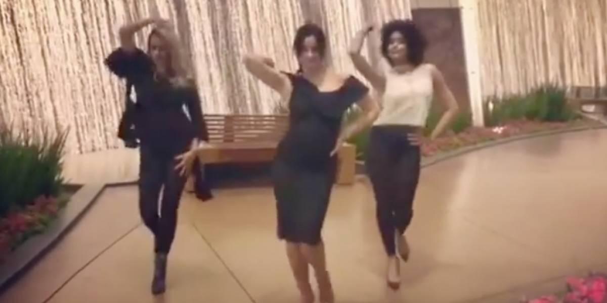 """Dayanara Torres hace el baile de """"Sexo"""""""