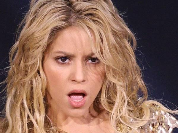 Shakira Fraude España
