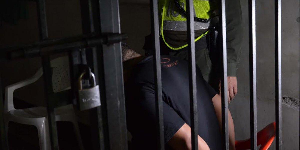 Los hallazgos en el apartamento de alias Valenciano, el hombre que recibió a tiros a la Policía