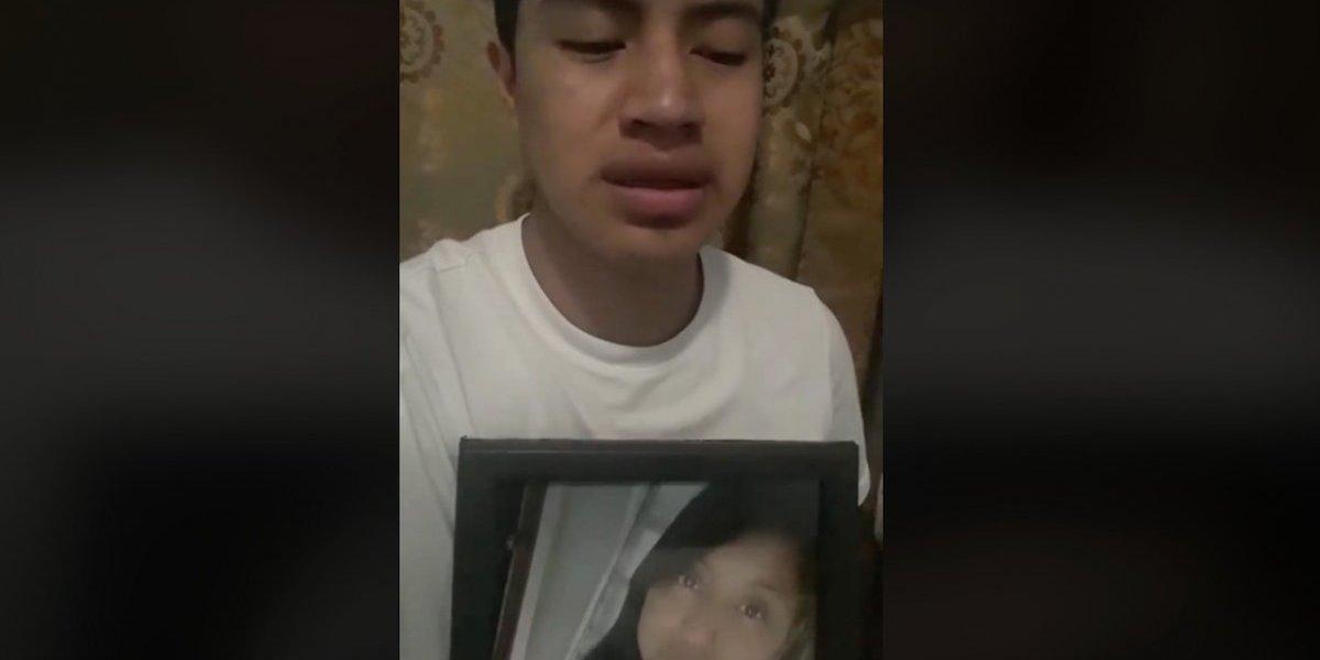 """VIDEO. Novio de migrante guatemalteca asesinada por patrulla fronteriza revela """"su verdad"""""""