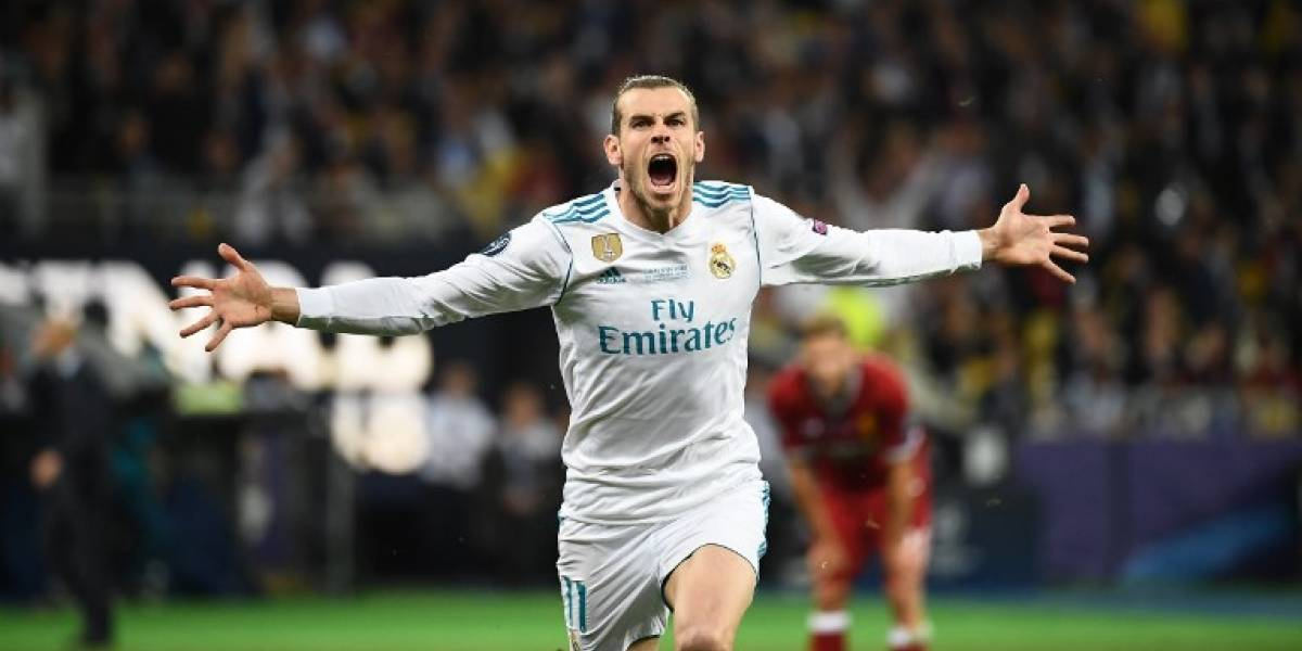 VIDEO. La espectacular chilena de Gareth Bale que hizo recordar a Zidane