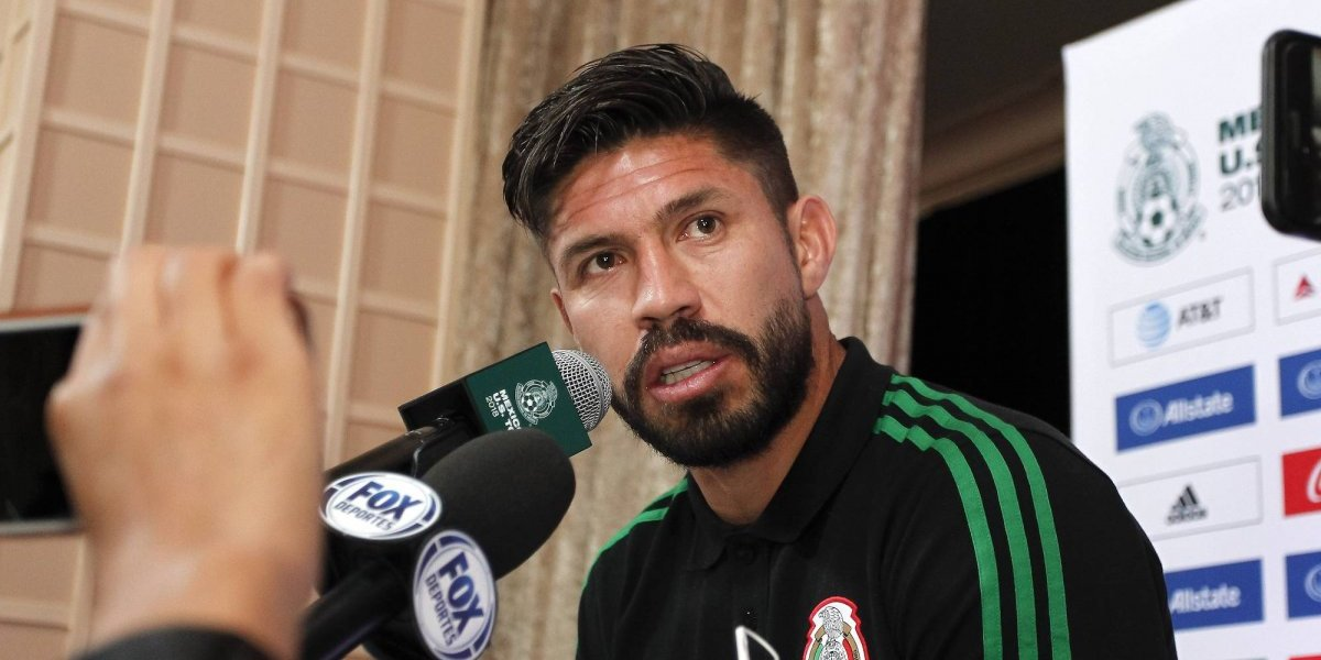 VIDEO: Oribe Peralta, inseguro por la lista que Osorio para Rusia 2018