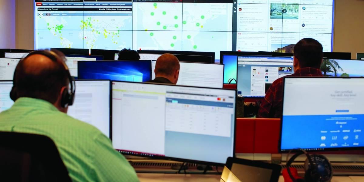 Bancos adoptan tácticas militares para combatir los delitos cibernéticos