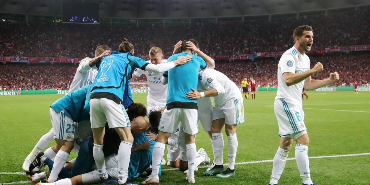 Champions League: Real Madrid logra la Decimotercera