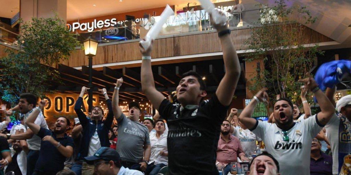 Así vivieron los aficionados guatemaltecos la final de la Champions