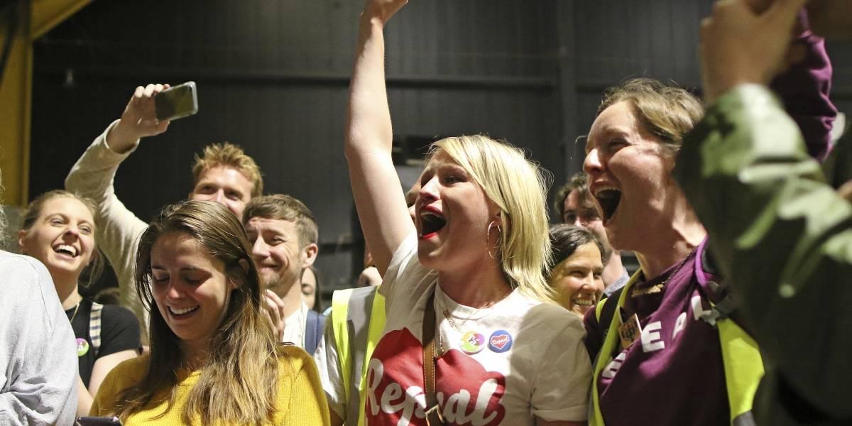 Irlanda da el sí al aborto en histórico referéndum ciudadano