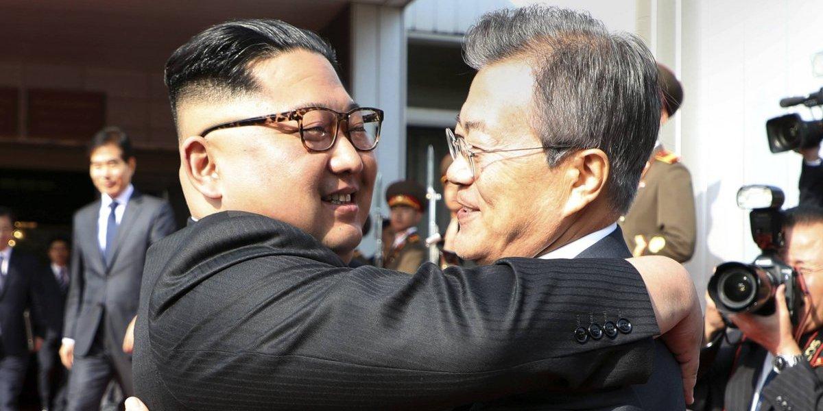 Kim Jong-un se reúne de nuevo con el presidente de Corea del Sur