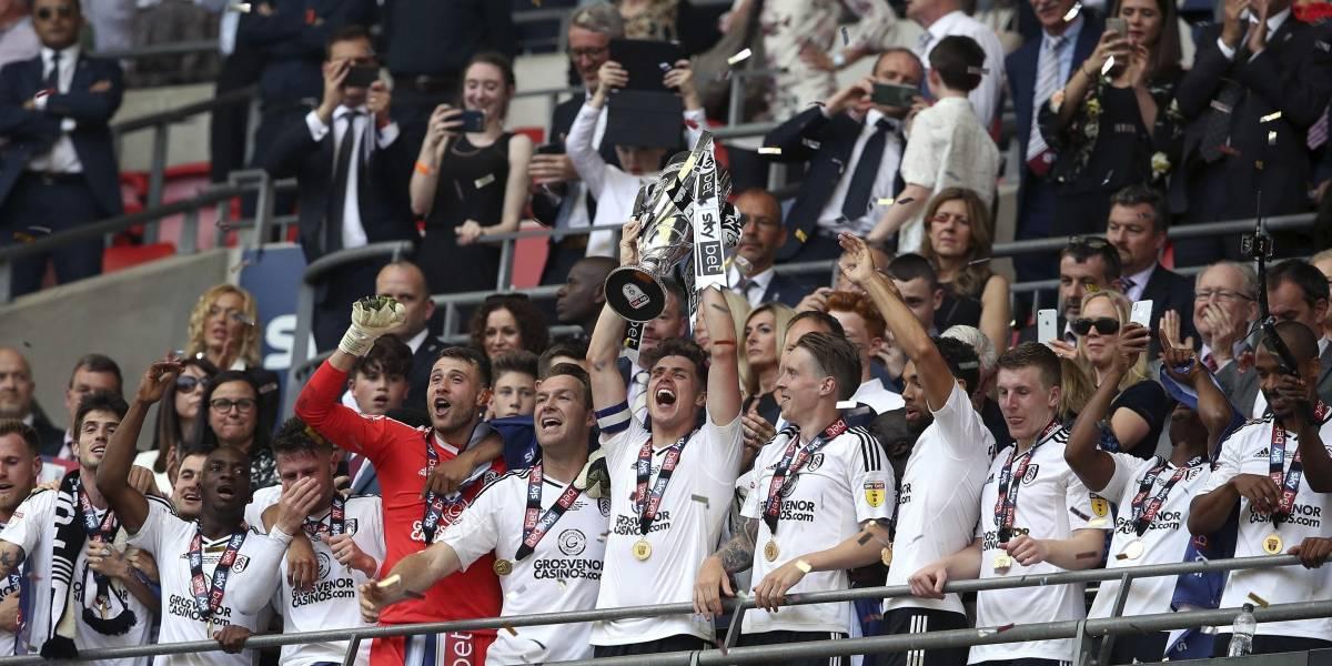 ¡A lo grande! Fulham regresa a la Premier League después de cuatro años