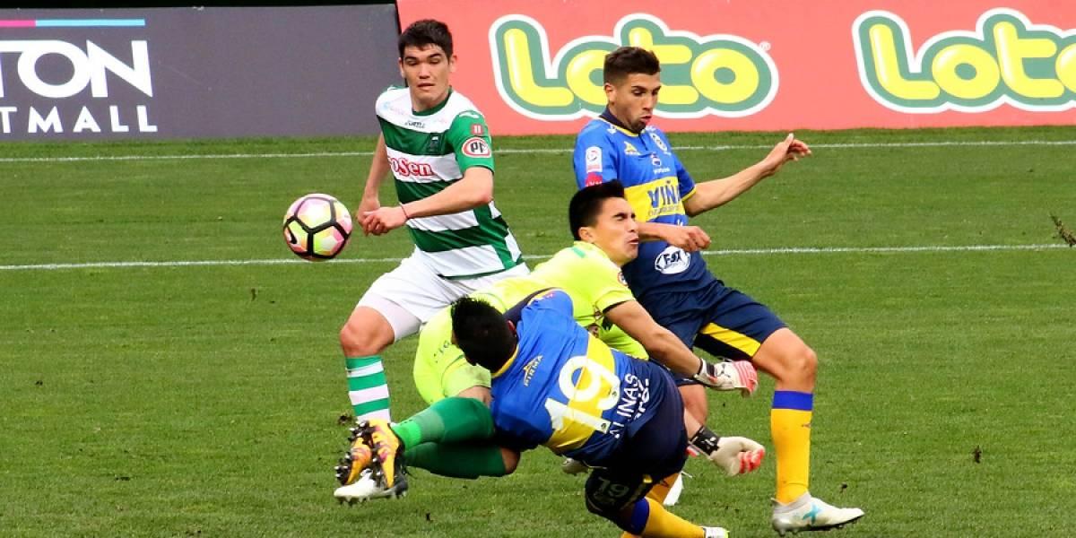 Así vivimos el vibrante empate entre Everton y Temuco que los mantiene en el fondo de la tabla