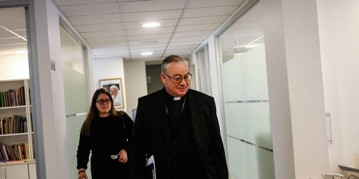 Obispo de San Bernardo reemplazará a Goic en el Consejo de Prevención de Abusos
