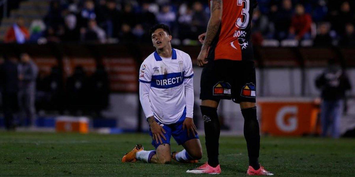 La UC no pudo resolver el puzzle de Antofagasta y la U. de Concepción le respira en la oreja