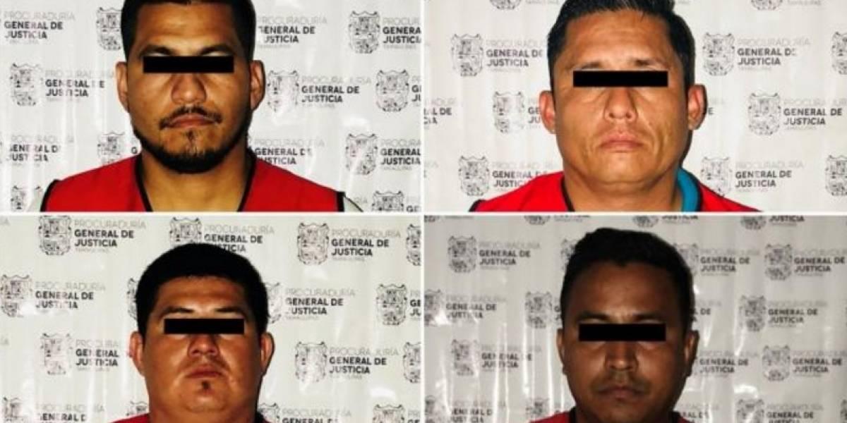 Caen cuatro policías ministeriales por secuestro en Tamaulipas